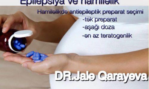 Epilepsiya və hamiləlik