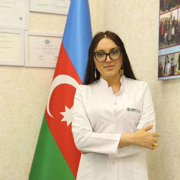 Dr. Jalə Qarayeva
