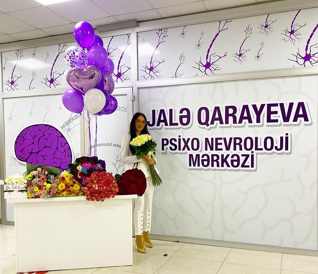 Nevropatoloq Jale Qarayeva ile musahibe